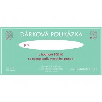 poukazka_darek_200