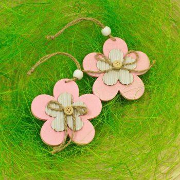 Jarni-dekorace_kvety-drevene_ruzove
