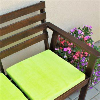 sedak na zahradni nabytek