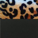 safari gepard/černá